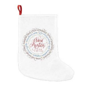 Christmas Stocking - Jane Austen Period Dramas