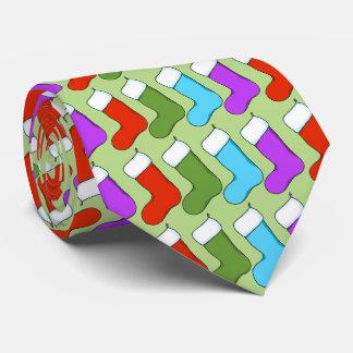 Christmas Stocking Tie