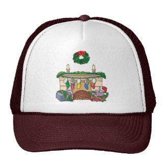 Christmas Stockings Trucker Hat