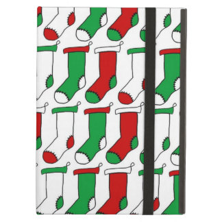 Christmas Stockings Socks Case For iPad Air