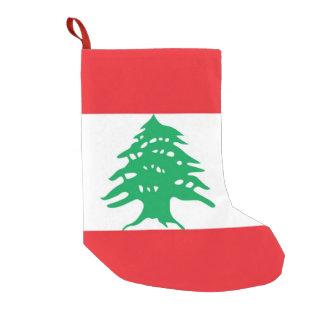 Christmas Stockings with Flag of Lebanon