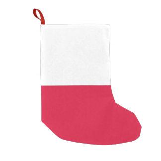 Christmas Stockings with Flag of Poland