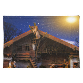Christmas Story favor Placemat