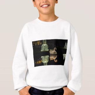 Christmas Swan 2 2016 Sweatshirt