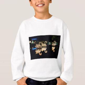 Christmas Swans 2016 Sweatshirt