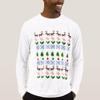Christmas Sweater on Men'sLong-Sleeve T-Shirt