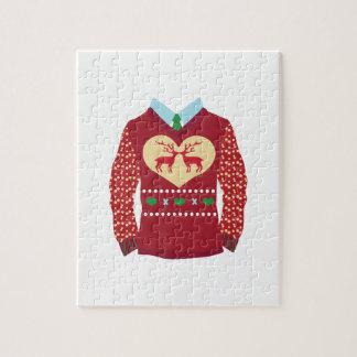 Christmas Sweater Jigsaw Puzzle