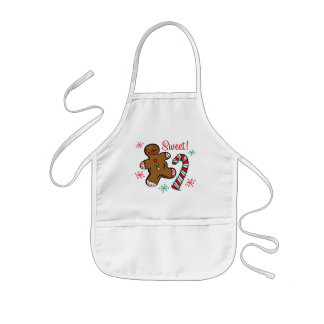 Christmas Sweet Kids Apron