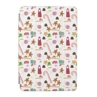 Christmas Sweeties Candies, Peppermints Candy Cane iPad Mini Cover
