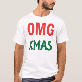 CHRISTMAS T-SHIRT omg xmas