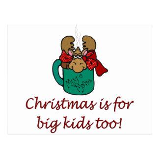 Christmas T-shirts and Gifts Postcard