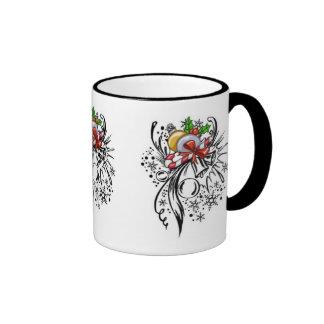 Christmas Tattoo Coffee Mug