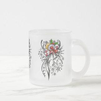 Christmas Tattoo Coffee Mugs