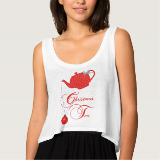 Christmas Tea Party Singlet