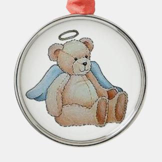 Christmas Teddy Bear Angel Christmas Ornaments