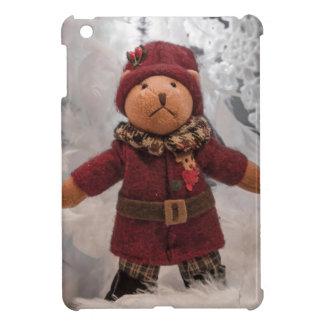 Christmas teddy bear cover for the iPad mini