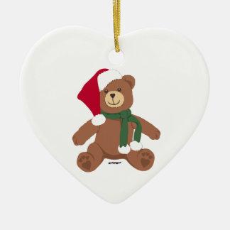 Christmas Teddy Bear Christmas Tree Ornament