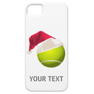 Christmas Tennis Ball Santa Hat iPhone 5 Covers