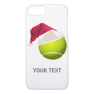 Christmas Tennis Ball Santa Hat iPhone 8/7 Case