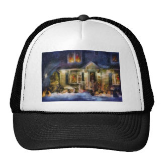 Christmas - The night before Christmas Trucker Hat