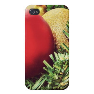 Christmas Theme iPhone Case iPhone 4/4S Cases