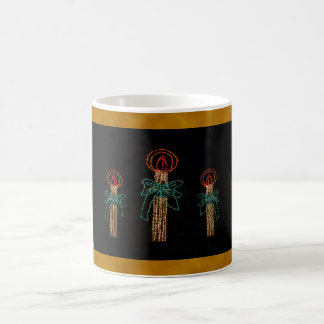 Christmas Three Candles  2016 Coffee Mug