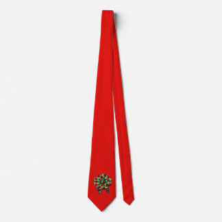 Christmas Tie - Gift Bow