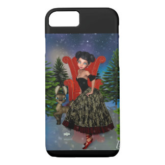 Christmas time iPhone 8/7 case