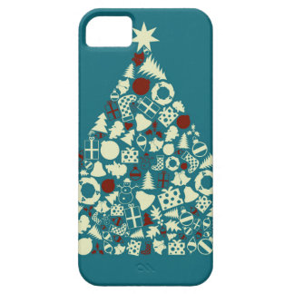 Christmas tree2 case for the iPhone 5