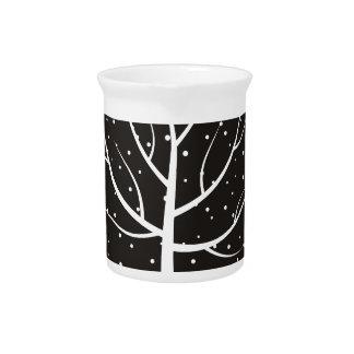 Christmas tree3 pitcher