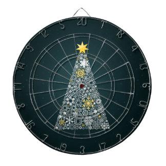Christmas tree4 dartboard