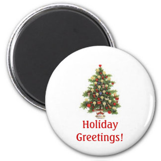 Christmas Tree-2 Magnet