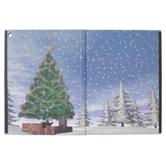 "Christmas tree - 3D render iPad Pro 12.9"" Case"