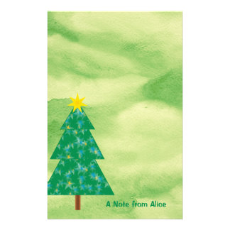 Christmas Tree | Adorable Gift Stationery