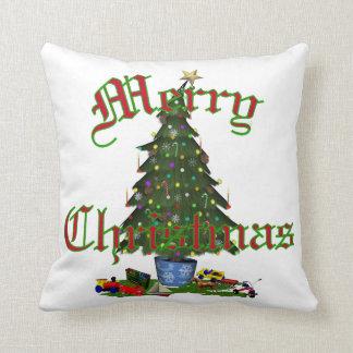 Christmas Tree American MoJo Pillow
