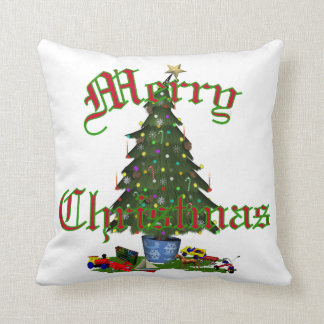 Christmas Tree American MoJo Pillow Cushions