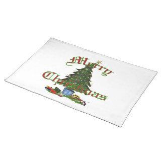 Christmas Tree American MoJo Placemat