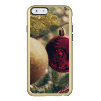 Christmas tree and decoration incipio feather® shine iPhone 6 case