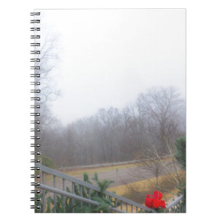 Christmas Tree at Linn Park Notebook