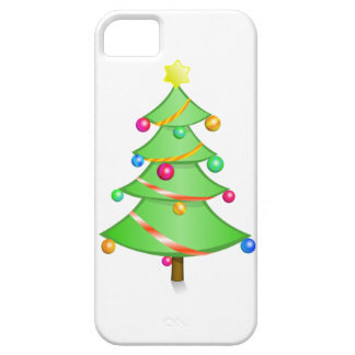 Christmas Tree Barely There iPhone 5 Case