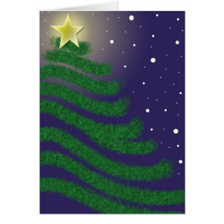 Christmas Tree Card - Customize