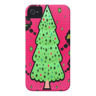 Christmas Tree Case-Mate iPhone 4 Case