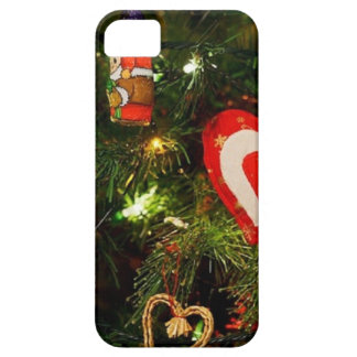 Christmas Tree Celebration Christmas Decoration Case For iPhone 5/5S