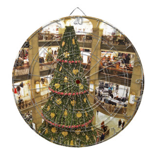 Christmas Tree Dartboard