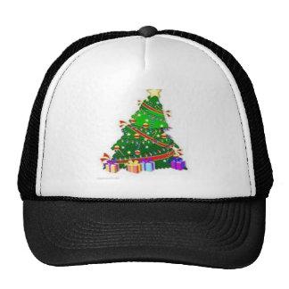 CHRISTMAS TREE DECOR WEAR HATS