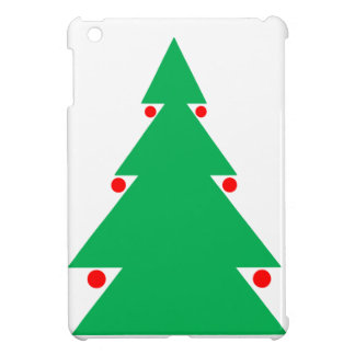Christmas Tree Design 8.5 by 8.5 October 21 2017.g iPad Mini Cover