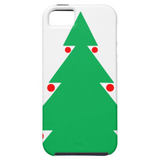 Christmas Tree Design 8.5 by 8.5 October 21 2017.g iPhone 5 Case