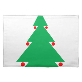 Christmas Tree Design 8.5 by 8.5 October 21 2017.g Placemat