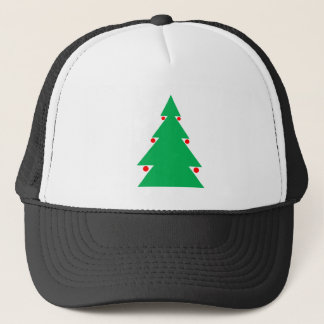 Christmas Tree Design 8.5 by 8.5 October 21 2017.g Trucker Hat