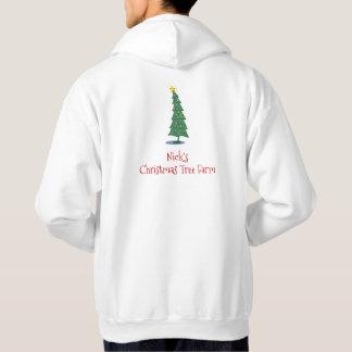 Christmas Tree Farm Hoodie